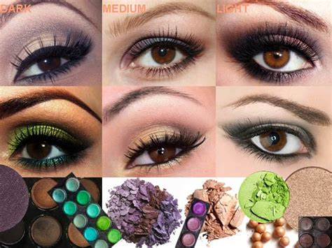 eyeshadow colors for brown eye makeup for almond shaped brown mugeek vidalondon