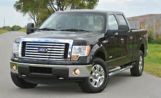 F 150 Ford 2011 Ford F 150 Ecoboost At 16 Mpg City 22 Highway