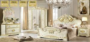 leonardo classic italian bedroom furniture set em italia