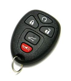 How To Remote Start Buick Enclave 2008 2016 Buick Enclave Key Fob Remote 5 Button With