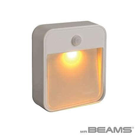 mr beams led night light mr beams mb720a sleep friendly battery powered motion