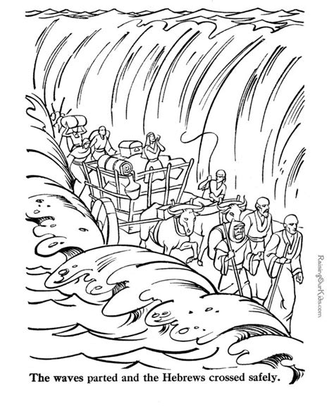 printable coloring pages exodus 33 best images about coloring bible ot exodus