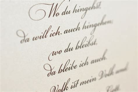 Hochzeitseinladung Zitate by Klassische Einladung Bleichert Grafiknest De