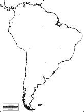 south america physical map outline south america free maps free blank maps free outline