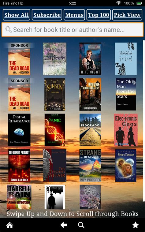 science fiction books  kindle  science