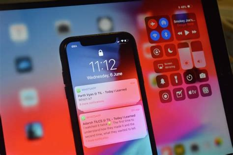 iphone jailbreak ios 12 ios 12 on grouped notifications and instant tuning
