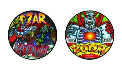 Esoteric Czarface Vinyl - vinyl tuesday exclusive 10 inch from czarface inspectah