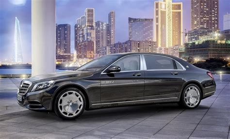 new maybach s600 has starting price of 190 275 for 2016