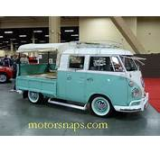 Volkswagen Type 2 Crew Cabpicture  13 Reviews News