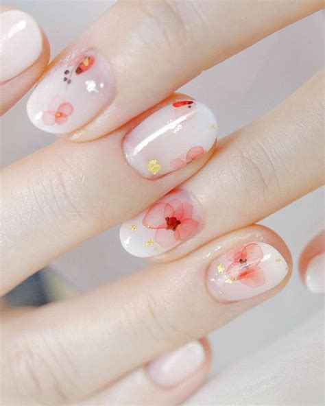 water color nails best 25 japanese nail ideas on japanese