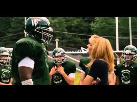 film motivasi american football the blind side football practice scene youtube