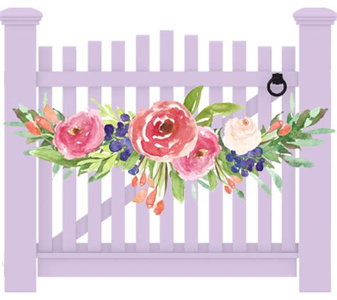Wedding Gate Background by Garden Gate Clipart Www Imgkid The Image Kid Has It