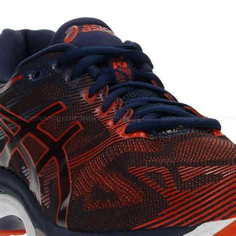 Sepatu Asics Gel Nimbus 19 asics gel nimbus 19 s running shoes navy