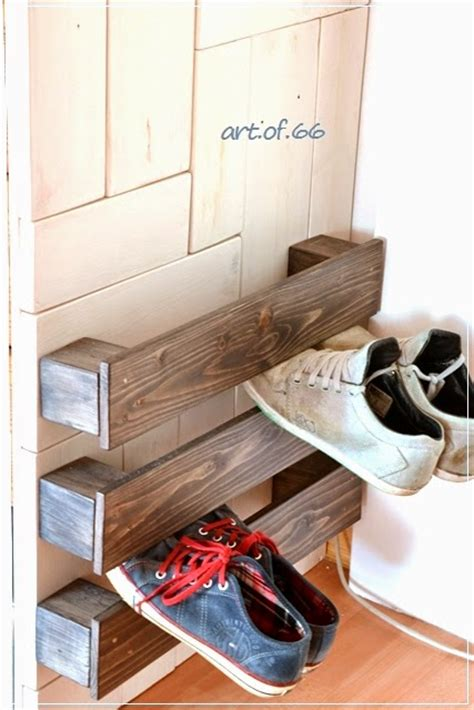 funky shoe storage 26 shipping pallet projects c r a f t