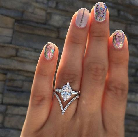 engagement rings 2017 all about fancy shape diamonds