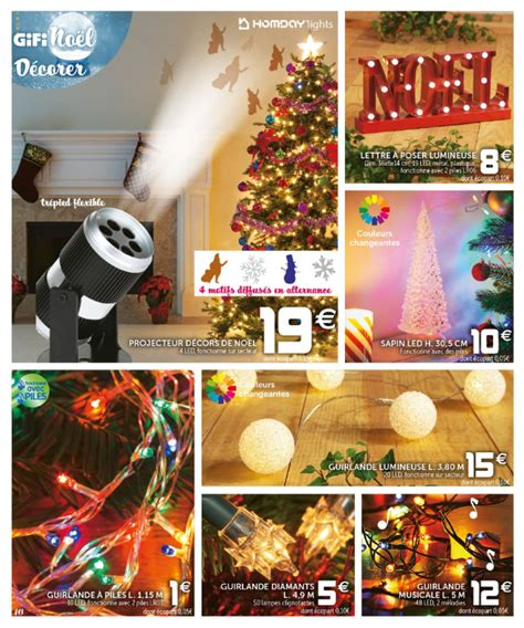 Gifi Decoration Noel by Gifi No 235 L Cataloguespromo