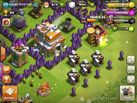 clash of clans builder get free 4th builder at clash of clans town hall 7