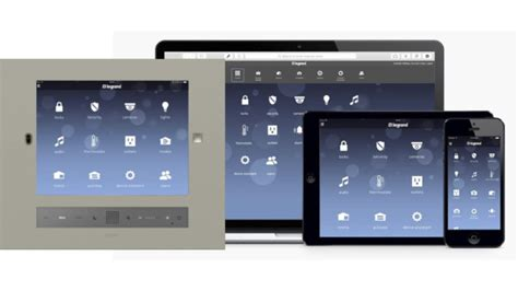 new intuity 2 o app upgrades legrand home automation