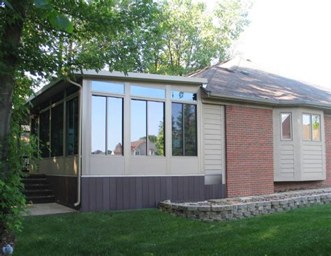 Temo Sunrooms sunroom projects macomb county sunrooms enclosures and florida rooms