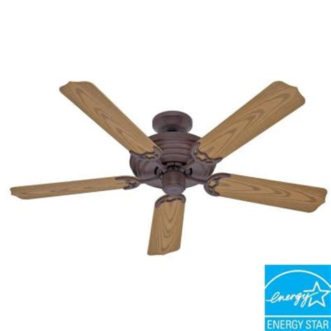 Discontinued Ceiling Fans by Sea Air 52 In Indoor Outdoor Weathered Brick