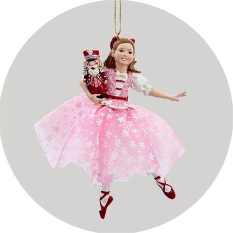 nutcracker suite ballet dancing clara christmas figure