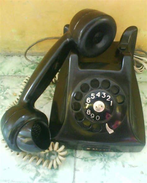 Oki Telepon Jaman Doeloe Antik telepon rumah jaman dulu jamandulu