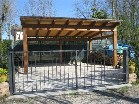 tettoia di legno tettoie in legno autoportanti falegnameria serena