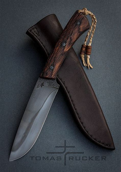 Handmade Knife Makers - custom handmade knives tomas rucker knives handmade