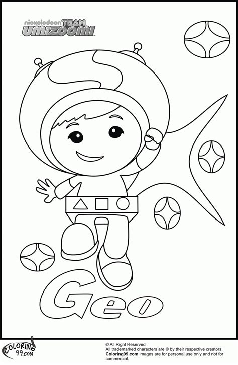coloring pages to printable printable coloring pages team umizoomi coloring home