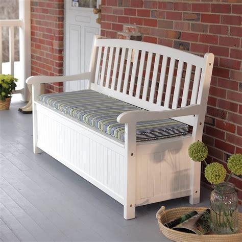 white wood storage bench storage benches insteading