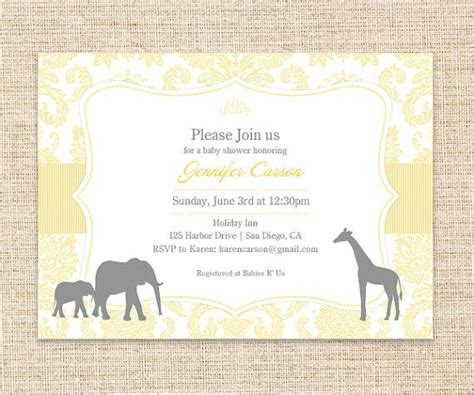 printable zoo animal invitations vintage safari animal invitation zoo animal baby by