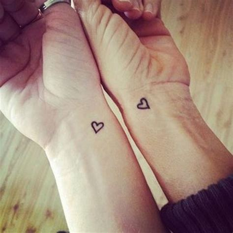 wrist tattoos for mother and daughter 40 beautifully touching tattoos barnorama