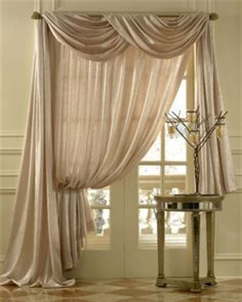 bedroom swag curtains 1000 images about beds windows on pinterest curtains