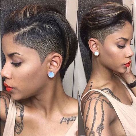 Hairstyles For Relaxed Hair Black Teenagers by 269 Best Images About Sides On Shorts