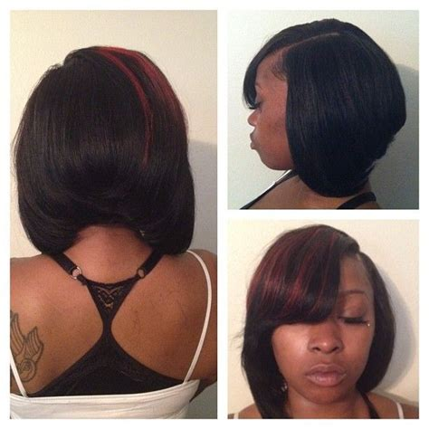 bob weaves for black women instagram 103 best images about quickweave styles on pinterest