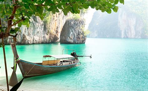 imagenes de paisajes limdos paisajes bonitos de verano playa paradisiaca exotica
