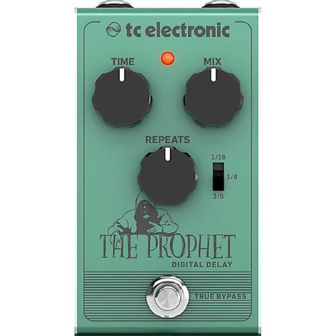 Tc Electronic Delay tc electronic the prophet digital delay effect pedal