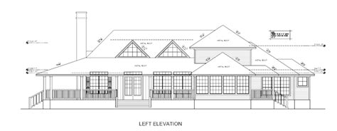 tideland haven house plan tideland haven house plans house plans