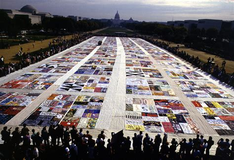 Names Project Aids Memorial Quilt by Aids Memorial Quilt Of The Names Project Foundation Is