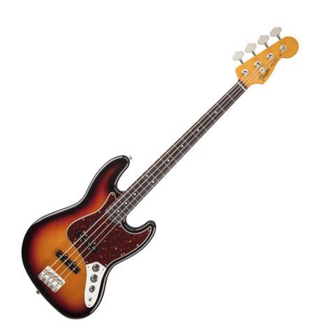 Bass Fender Jaz Bas Sunbrs 2 bass review for bassist fender classic series 60s