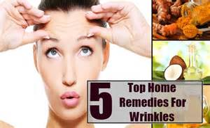 home remedies for wrinkles top 5 home remedies for wrinkles treatments