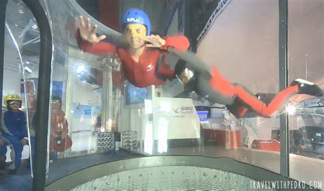 room with no gravity desafie a gravidade como 233 voar no ifly dubai
