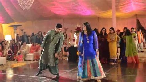 Pakistani Wedding Dance (My husband and I) ?arv ?eer   YouTube