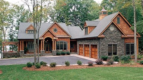 lake house plans with walkout basement archives new home