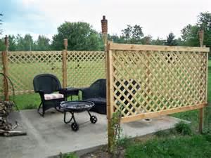 diy horizontal privacy fence designs