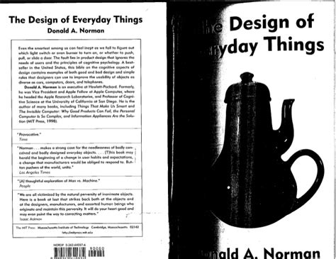 design of everyday things pdf design of everyday things