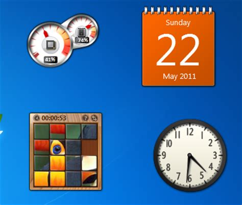 gadget bureau windows 8 best gadgets for windows desktop reviews features