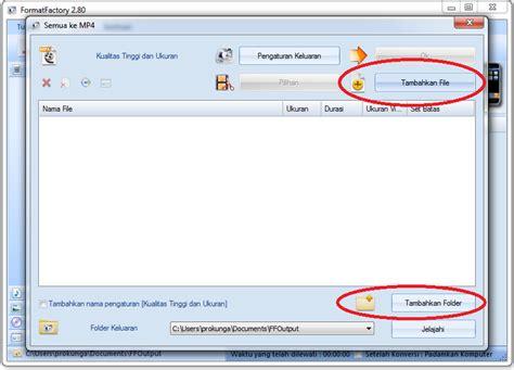 mengubah format gambar f blogger tips mengubah format file video gambar