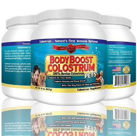 colostrum color bovine colostrum supplement 8oz powder bodyboost colostrum
