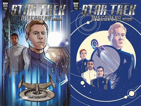 the of trek the kelvin timeline books stamets culber headline in discovery annual plus boldly